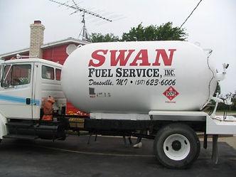 Swan Fuel Service Inc Delivery Bobtail