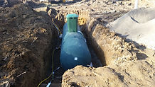 Undergrond LPG Tank