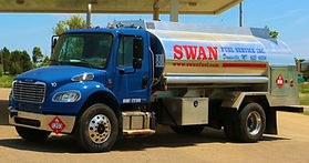 Swan Fuel Service Inc Truck 10 Fuel Oil