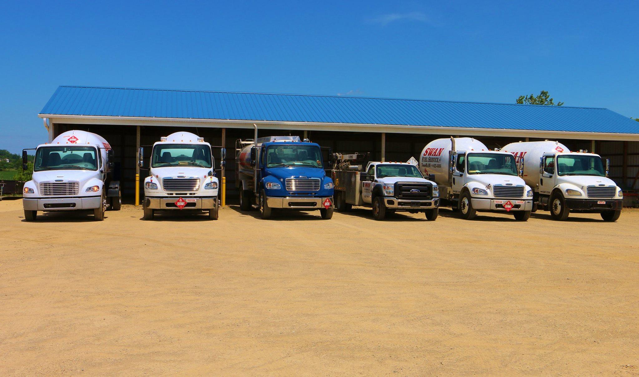 Equipment | Swan Fuel Service | Dansville | Michigan