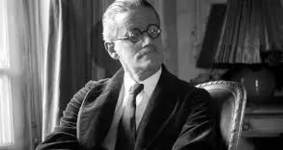 TWO WORDS FOR JAMES JOYCE