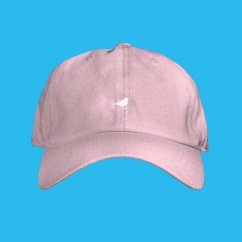 Chris Birdd' 'Dad Hat' PINK