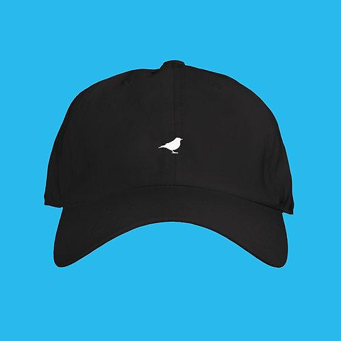 Chris Birdd 'Dad Hat' BLACK