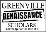 Greenville Renaissance Scholars logo, GRS logo