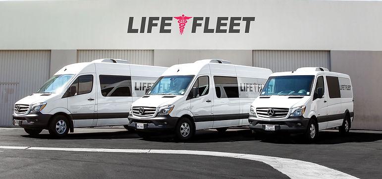 Life Fleet Sprinters