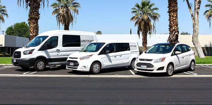 Life Fleet Fords