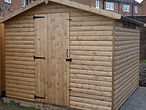Apex Security Shed