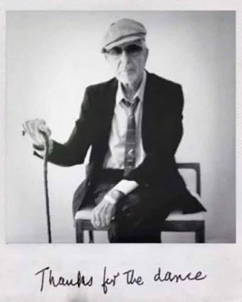 Thanks for the Dance: A Leonard Cohen Masterclass in Bidding Adieu
