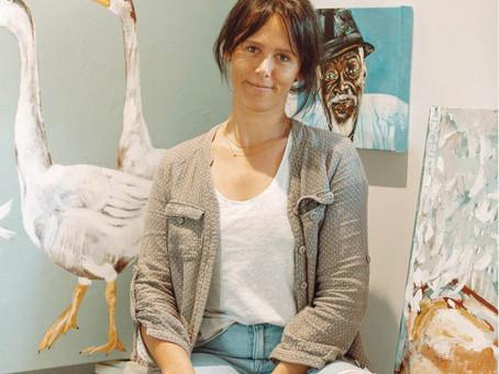 Local Artist: Ingrid Haughton