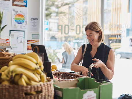 The Manly Food Co-op