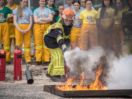 Zen and the Art of... Fire Fighting