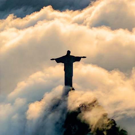The Corona Crucifixion