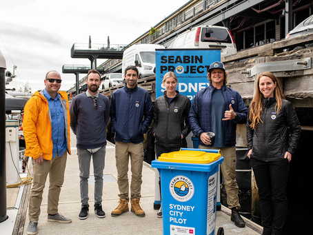 The Seabin Project: Cleaner Oceans for a Brighter Future