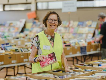 Lifeline Book Fairs Return for 2021