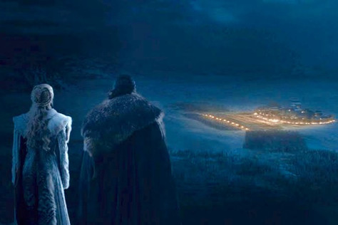 The Long Night Battle for Winterfell:  When Game of Thrones Lost the Plot