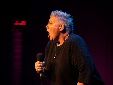 Zen and the Art of... Stand Up Comedy