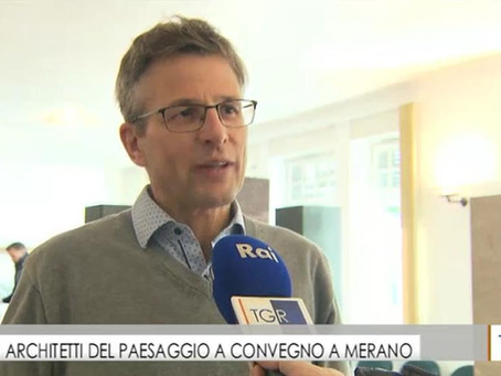 Pressemeldungen zur PAESAGGISSIMO 02