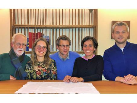 Landschaftsarchitekten Südtirols wählen neuen Vorstand