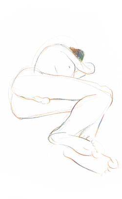 nude drawing 2018