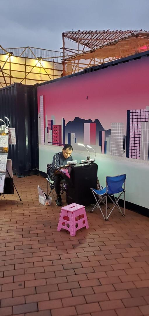 Hong Kong Painter