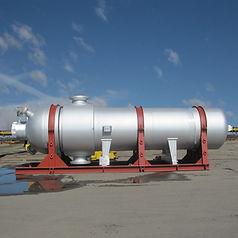 Sabbiatura, verniciatura, coating componente per raffineria
