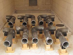 PWHT elementi in acciaio bassolegato