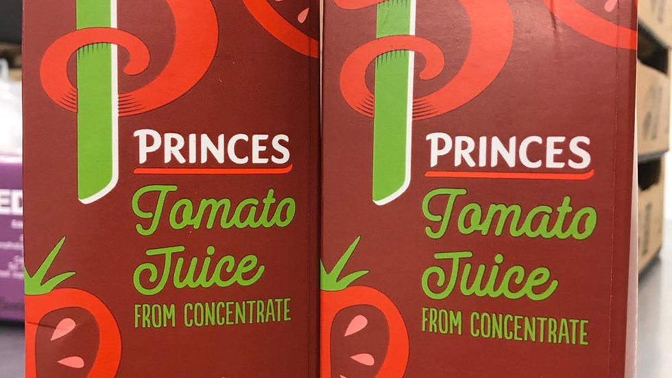 Concentrated Tomato Juice