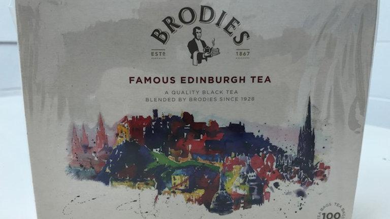 Brodies Famous Edinburgh Tea (100)