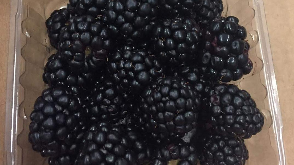 BLACKBERRIES 125G pnt