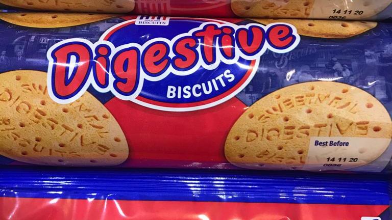Digestive Biscuits 300G