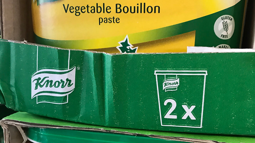 Vegetable Bouillon 1Kg