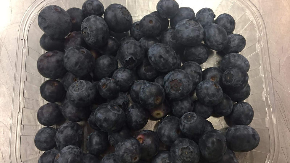 BLUEBERRIES 125G pnt