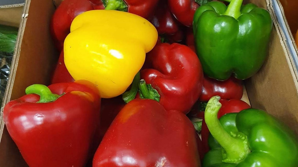 PEPPERS MIXED 1Kg