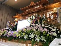 トップホール葬(仏式)