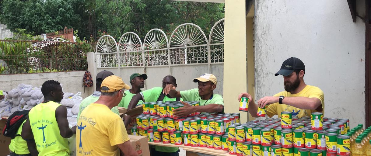 Donation Distribution