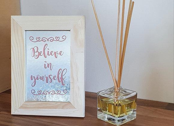 Believe in Yourself Mirror