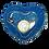 Thumbnail: Blue Heart Trinket Dish