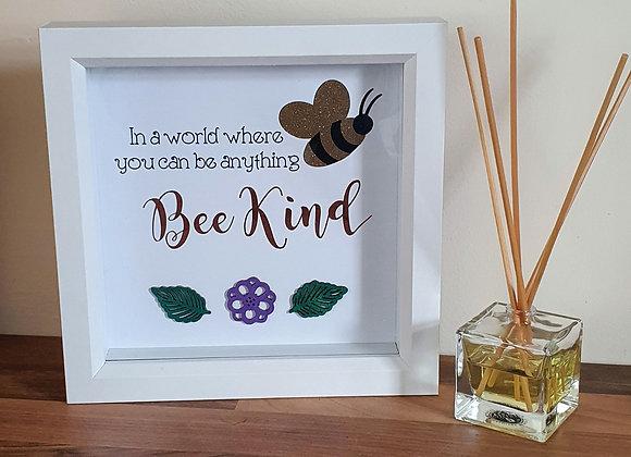 Bee Kind Frame