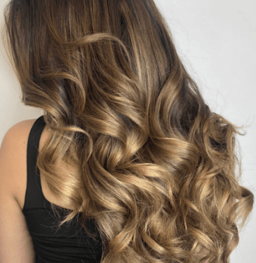 Two Rows Hand Tied European Extensions B