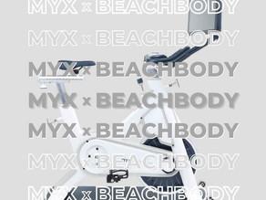 MYX II Bike x Team Beachbody