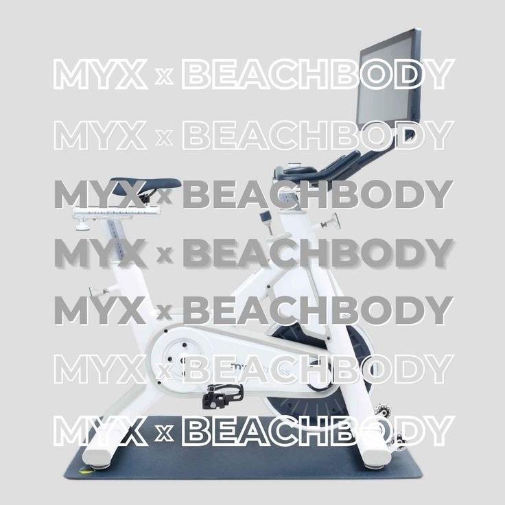 MYX II Bike Fitness Team Beachbody