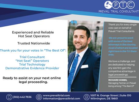Best of 2020 - Legal Intelligencer