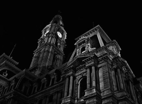 Courtroom Tech Information:  City Hall, Philadelphia Court of Common Pleas