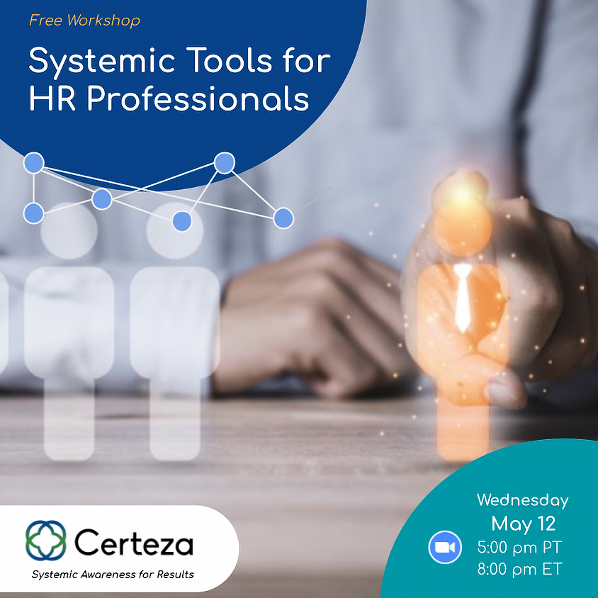 Systemic Tools for HR Professionals