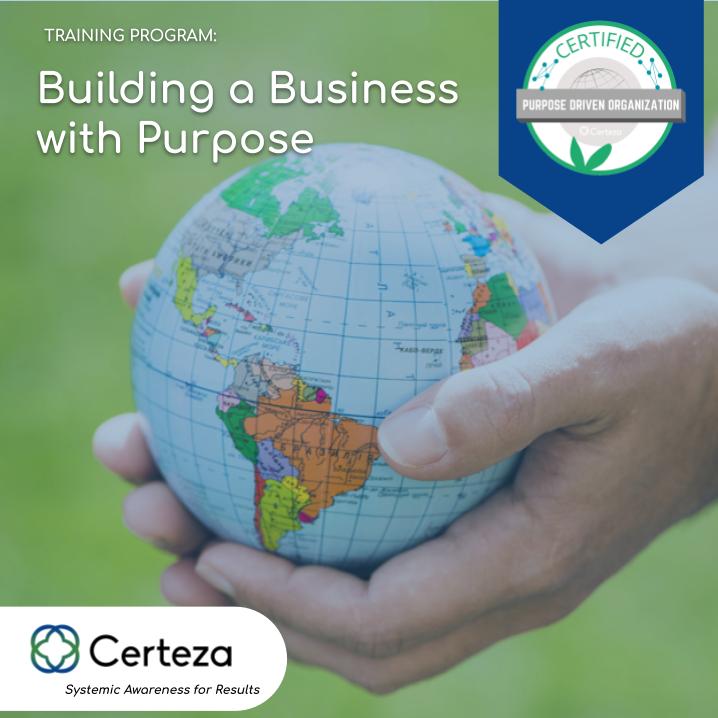 Training Program: Business with Purpose