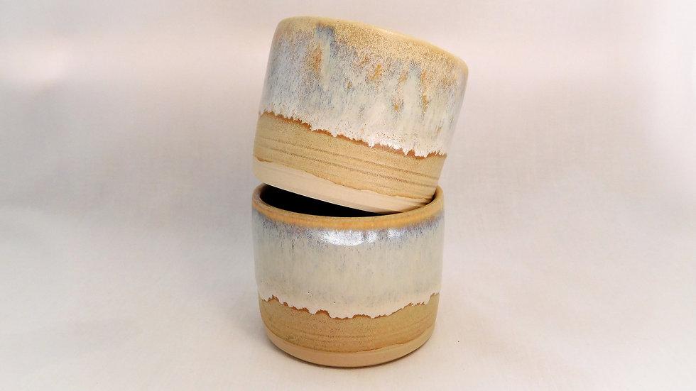 Sandy Coast Textured Tumbler