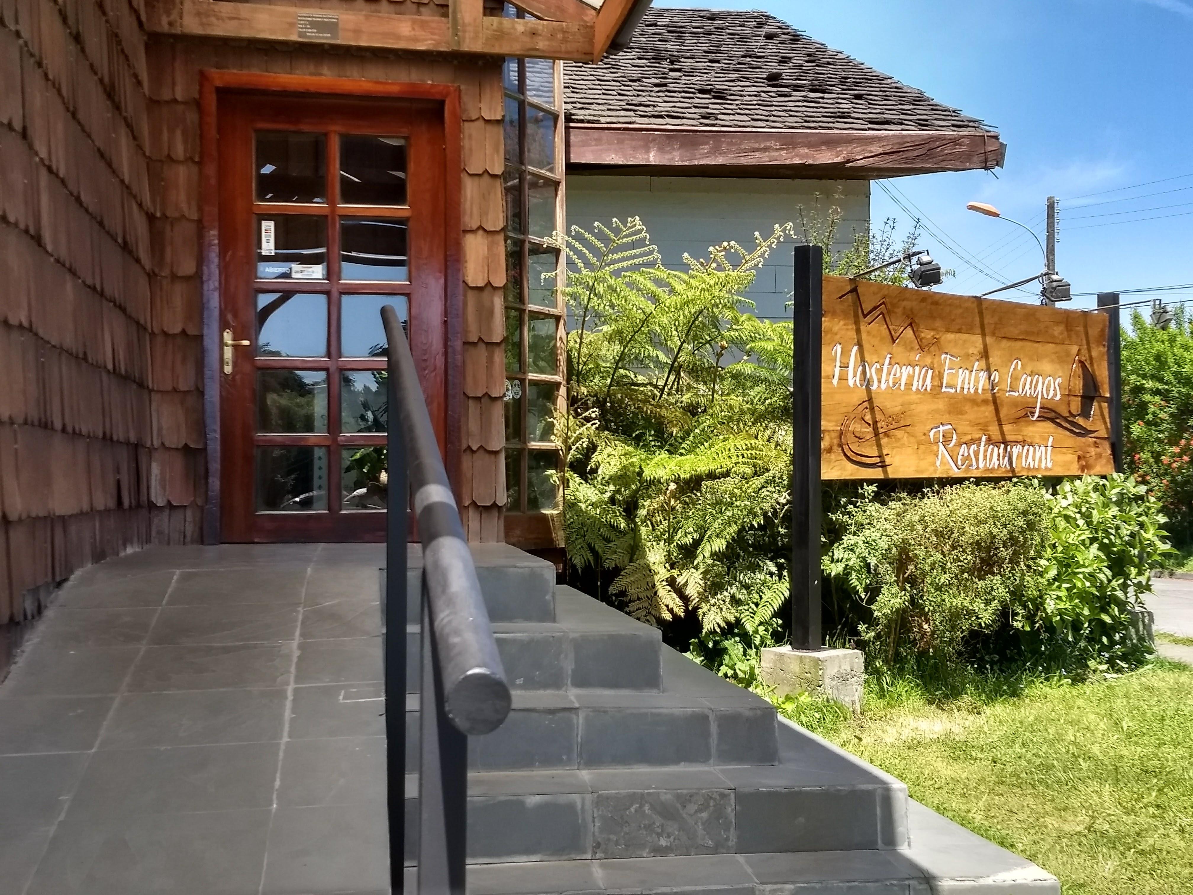 Puyehue Entrada Hosteria Restaurant