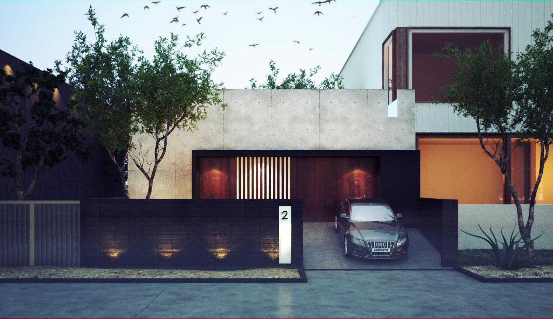 Kamboja House