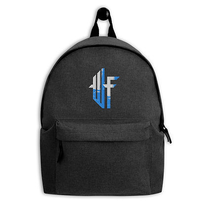 WF Embroidered Backpack