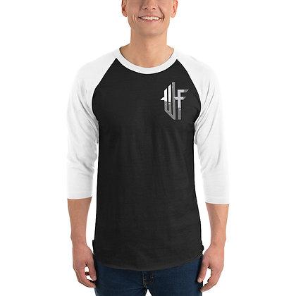 WF 3/4 sleeve raglan shirt